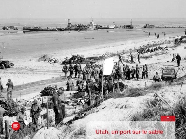 70eme anniversaire 6 juin 1944 : debarquement sur Utah et Gold beach Img_0624
