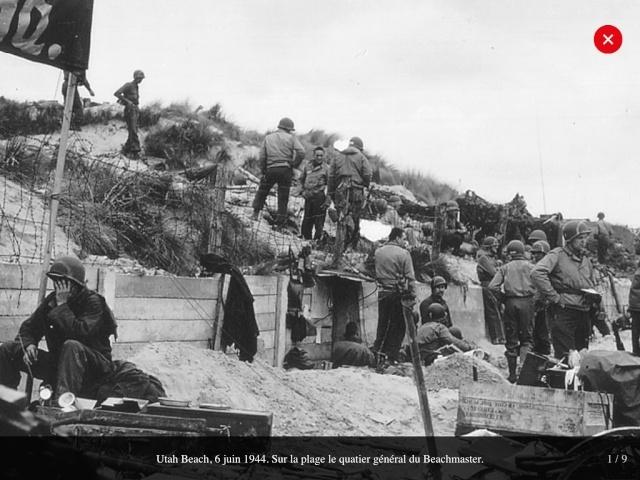 70eme anniversaire 6 juin 1944 : debarquement sur Utah et Gold beach Img_0626