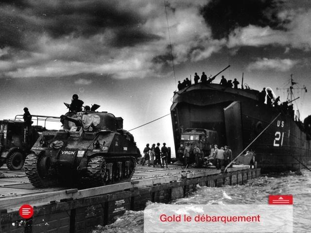 70eme anniversaire 6 juin 1944 : debarquement sur Utah et Gold beach Img_0627