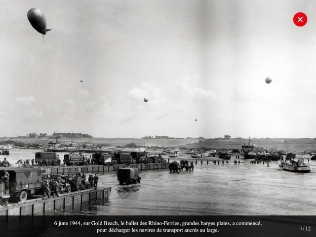 70eme anniversaire 6 juin 1944 : debarquement sur Utah et Gold beach Img_0629