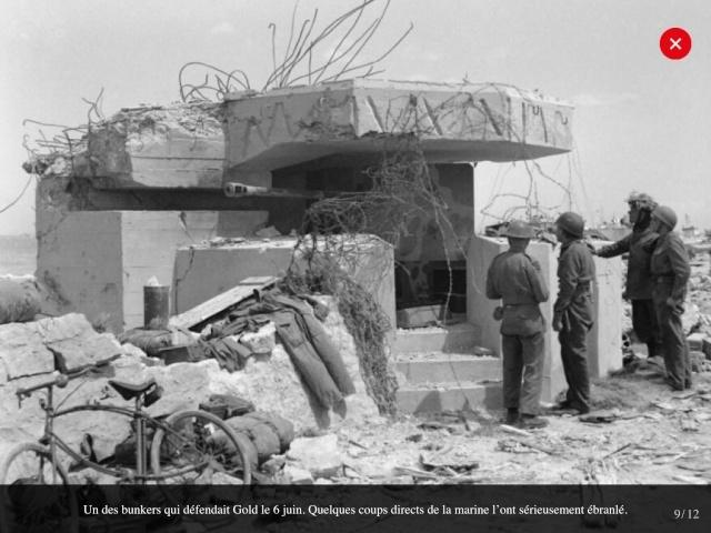 70eme anniversaire 6 juin 1944 : debarquement sur Utah et Gold beach Img_0630
