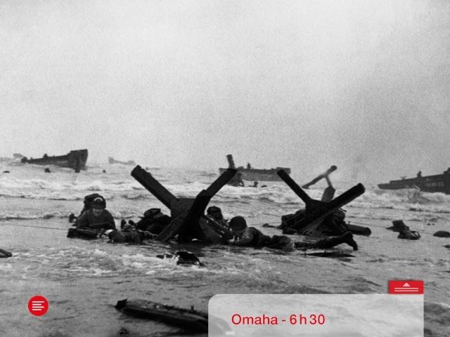 70eme anniversaire 6 juin 1944 : debarquement sur Omaha beach Img_0713