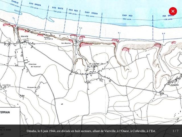 70eme anniversaire 6 juin 1944 : debarquement sur Omaha beach Img_0714