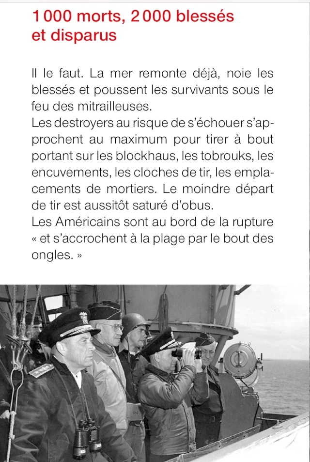 70eme anniversaire 6 juin 1944 : debarquement sur Omaha beach Img_0718