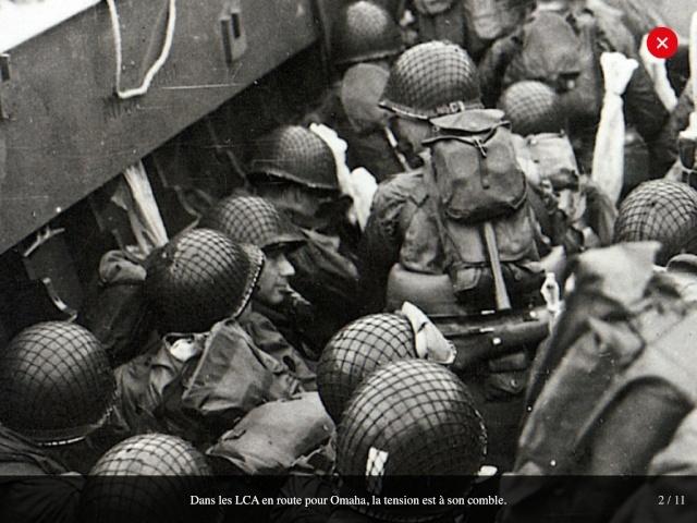 70eme anniversaire 6 juin 1944 : debarquement sur Omaha beach Img_0721