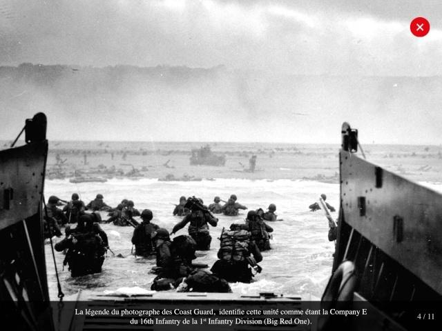 70eme anniversaire 6 juin 1944 : debarquement sur Omaha beach Img_0722