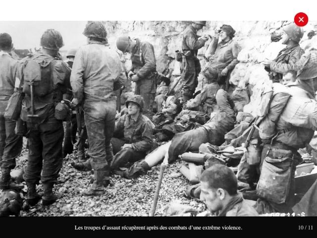 70eme anniversaire 6 juin 1944 : debarquement sur Omaha beach Img_0723
