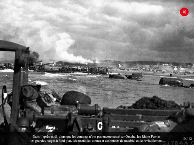70eme anniversaire 6 juin 1944 : debarquement sur Omaha beach Img_0728