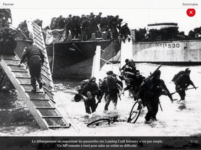 70eme anniversaire 6 juin 1944 : Debarquement sur Sword beach Img_0735