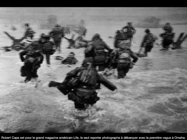 70eme anniversaire 6 juin 1944 : debarquement sur Omaha beach Img_0738
