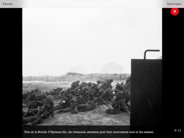70eme anniversaire 6 juin 1944 : Debarquement sur Sword beach Img_0767