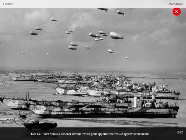 70eme anniversaire 6 juin 1944 : Debarquement sur Sword beach Img_0768