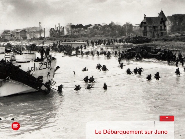 70eme anniversaire 6 juin 1944 : Debarquement sur Juno beach Img_0821
