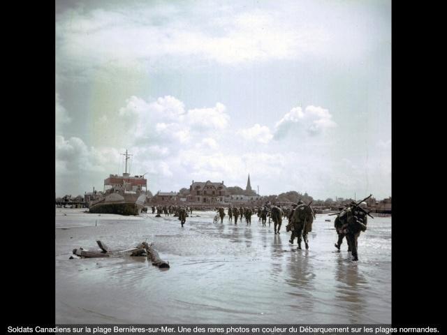 70eme anniversaire 6 juin 1944 : Debarquement sur Juno beach Img_0822