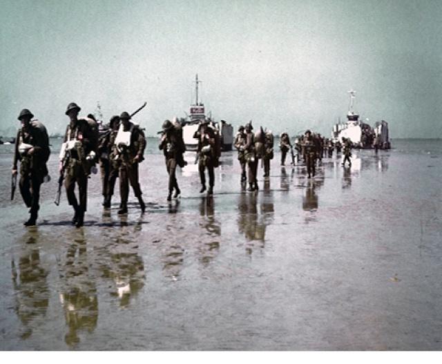 70eme anniversaire 6 juin 1944 : Debarquement sur Juno beach Img_0823