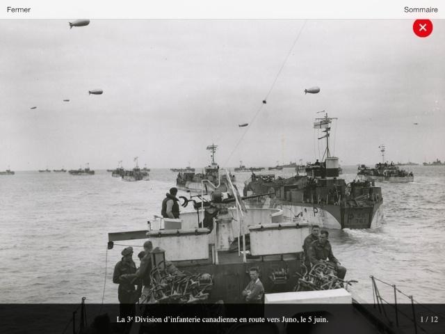 70eme anniversaire 6 juin 1944 : Debarquement sur Juno beach Img_0824