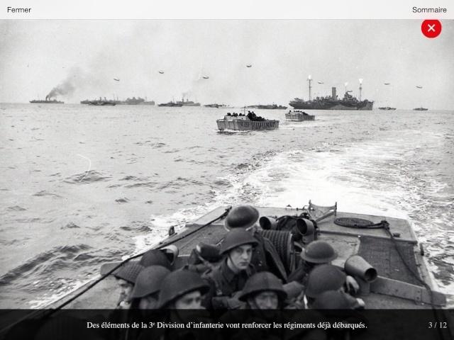 70eme anniversaire 6 juin 1944 : Debarquement sur Juno beach Img_0825