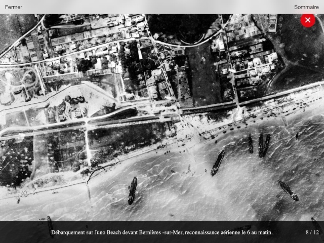 70eme anniversaire 6 juin 1944 : Debarquement sur Juno beach Img_0828