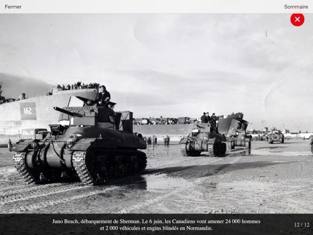 70eme anniversaire 6 juin 1944 : Debarquement sur Juno beach Img_0829