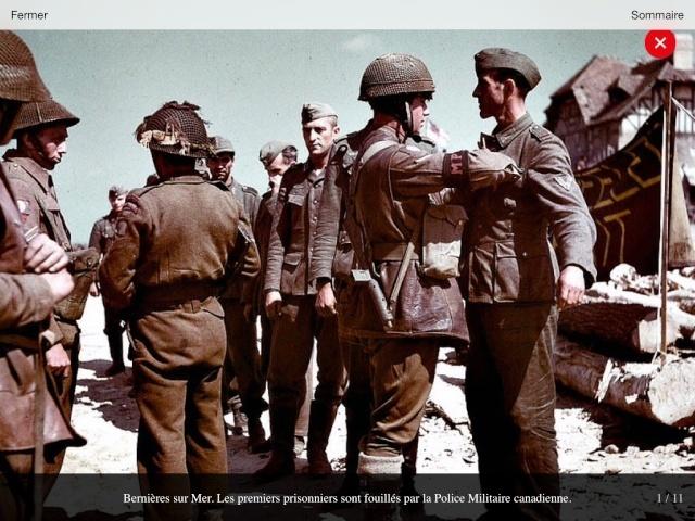 70eme anniversaire 6 juin 1944 : Debarquement sur Juno beach Img_0830