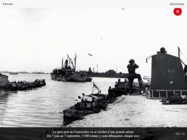 70eme anniversaire 6 juin 1944 : Debarquement sur Juno beach Img_0831