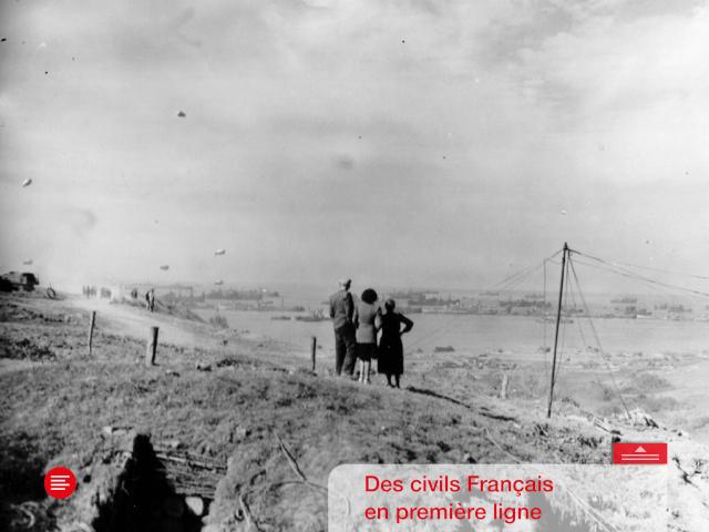 70eme anniversaire 6 juin 1944 : Les Civils du jour J Img_0910