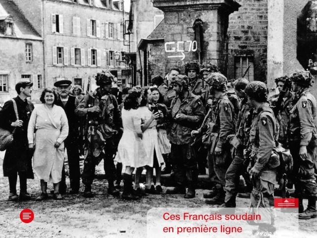 70eme anniversaire 6 juin 1944 : Les Civils du jour J Img_0912