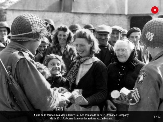 70eme anniversaire 6 juin 1944 : Les Civils du jour J Img_0913
