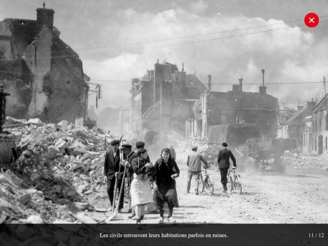 70eme anniversaire 6 juin 1944 : Les Civils du jour J Img_0916