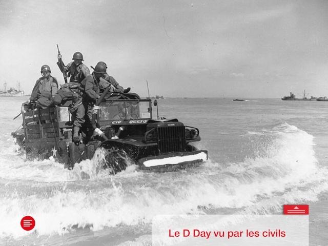 70eme anniversaire 6 juin 1944 : Les Civils du jour J Img_0917