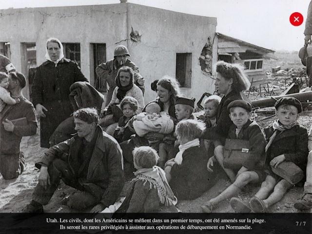 70eme anniversaire 6 juin 1944 : Les Civils du jour J Img_0918