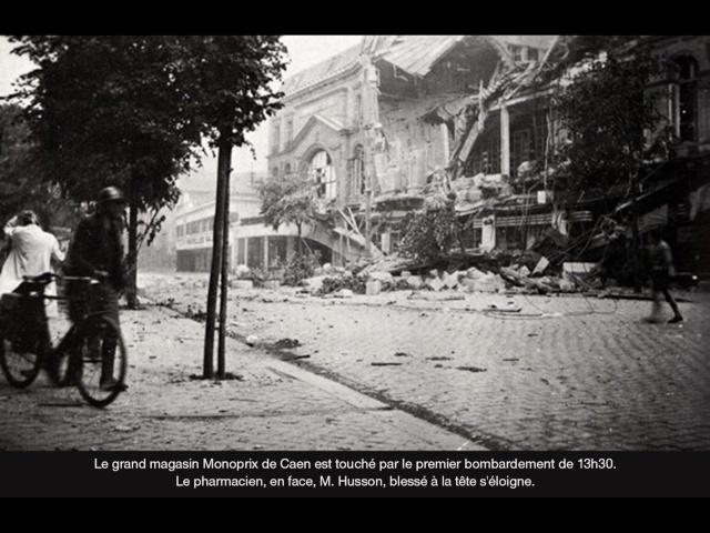 70eme anniversaire 6 juin 1944 : Les Civils du jour J Img_0919