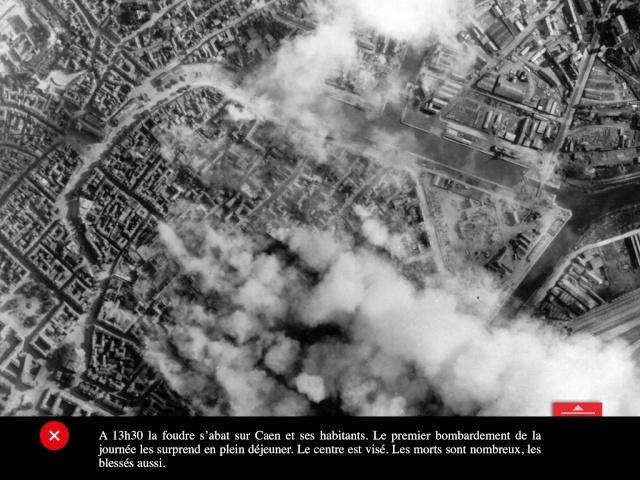 70eme anniversaire 6 juin 1944 : Les Civils du jour J Img_0920