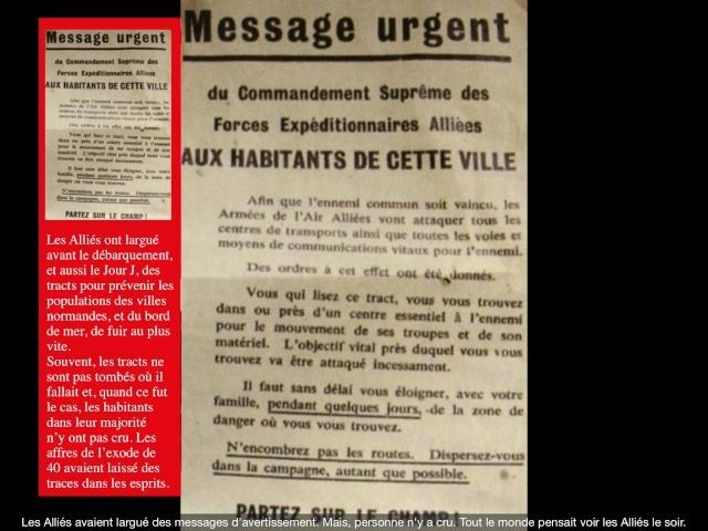 70eme anniversaire 6 juin 1944 : Les Civils du jour J Img_0922