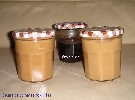 Beurre de pommes...un délice  ! Dsc08312