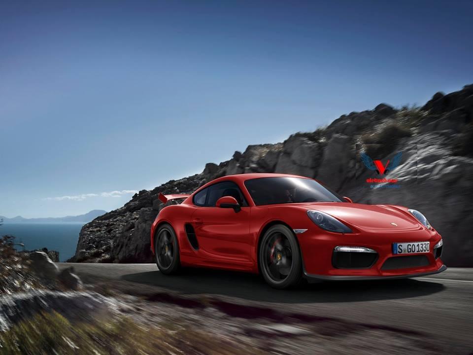 2016 - [Porsche] 718 Boxster & 718 Cayman [982] Gt4_310