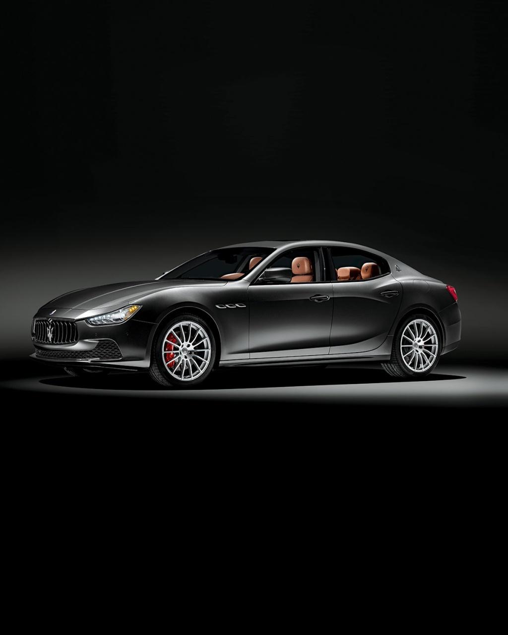 2014 - [Maserati] Ghibli - Page 8 Masera10