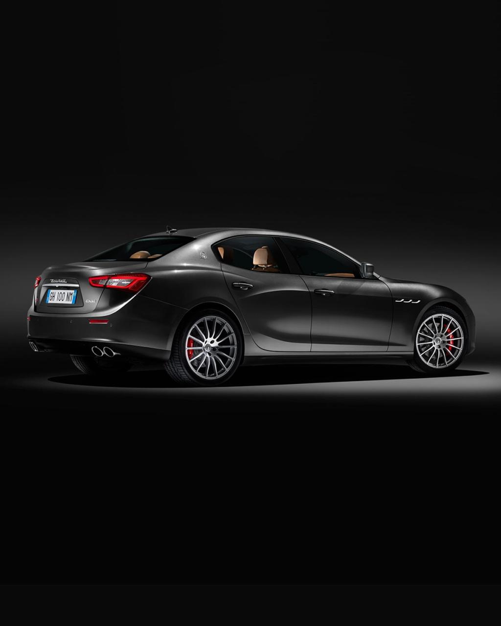 2014 - [Maserati] Ghibli - Page 8 Masera11