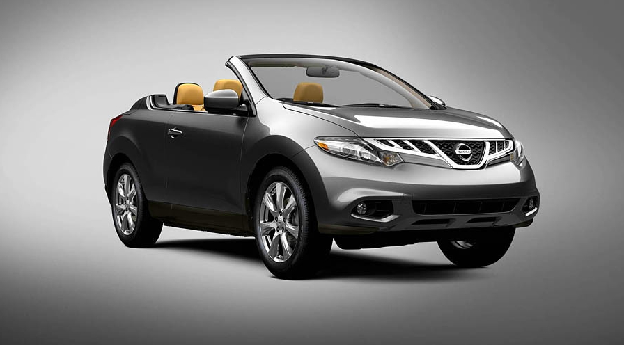 2010 - [Nissan] Murano CrossCabriolet - Page 6 Nissan12