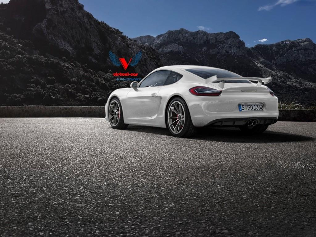 2016 - [Porsche] 718 Boxster & 718 Cayman [982] Porsch16