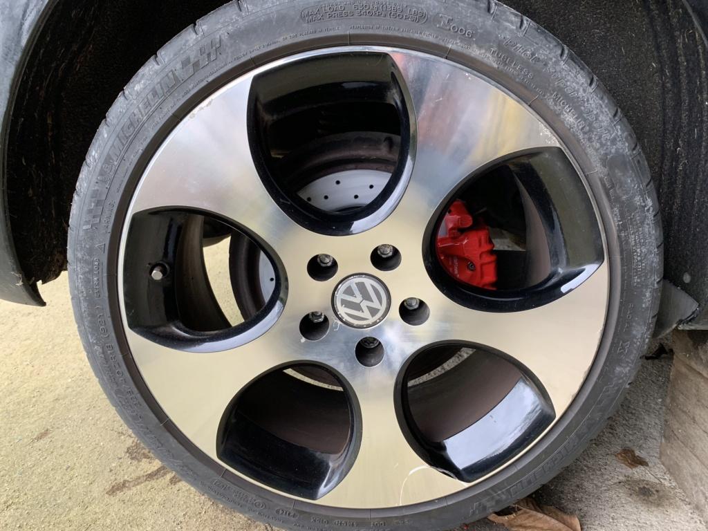 Changement disques et plaquettes de freins AV/AR Arrier13