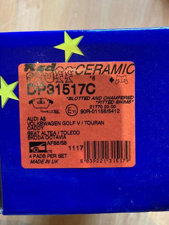 Changement disques et plaquettes de freins AV/AR Img_0010