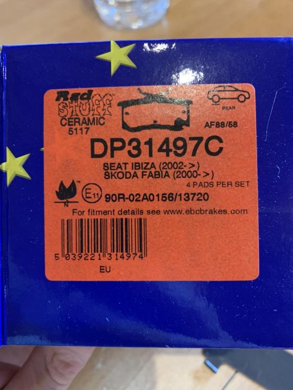 Changement disques et plaquettes de freins AV/AR Img_0012