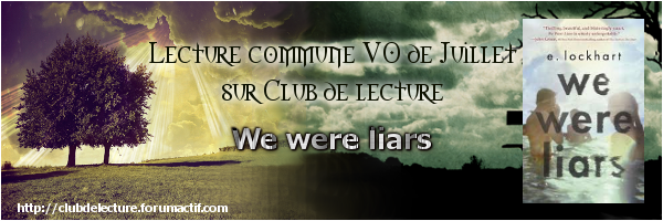 WE WERE LIARS by E. Lockhart Wewere10