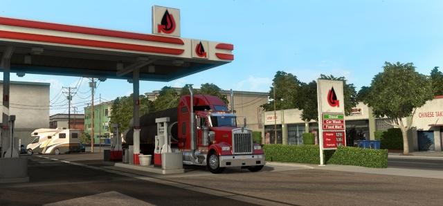 American truck simulator 00124