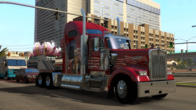 American truck simulator 00214