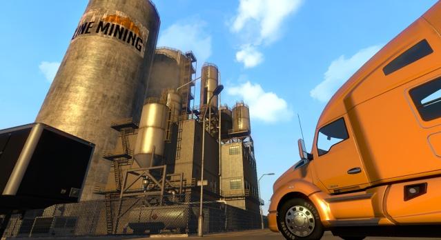 American truck simulator 00223