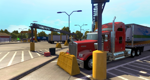 American truck simulator Ats_we10