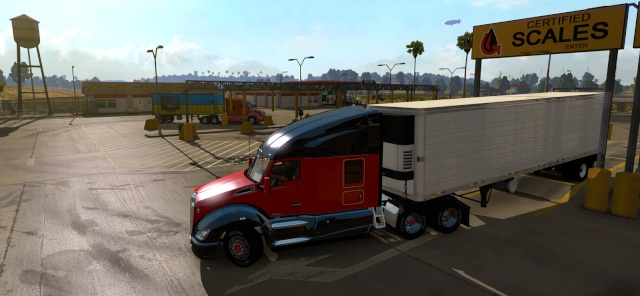American truck simulator Ats_we13