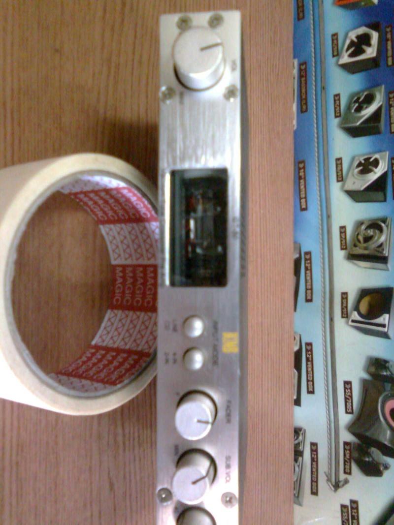 BOMB GT50 tube pre-amp(new) B110